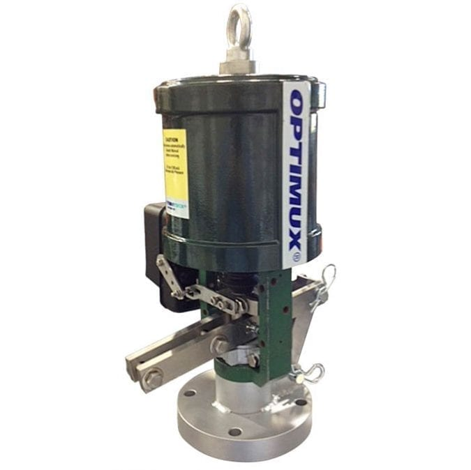1-OpTK Linear Piston-Cylinder Actuator G